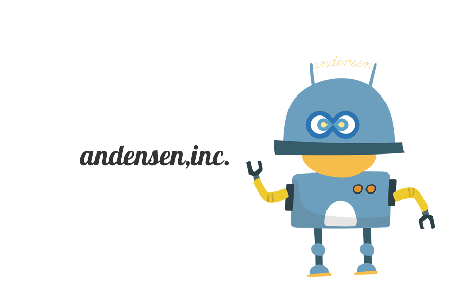 andensen,Company Profile,About us,International courier